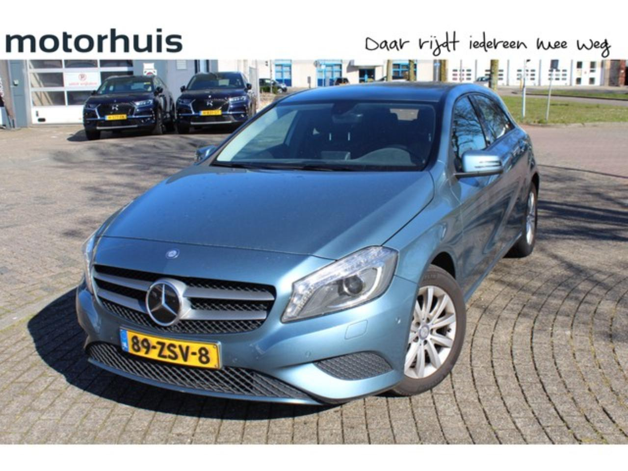 Mercedes Classe A A 180 CDI BlueEFFICIENCY 109pk 7G-DCT Ambition