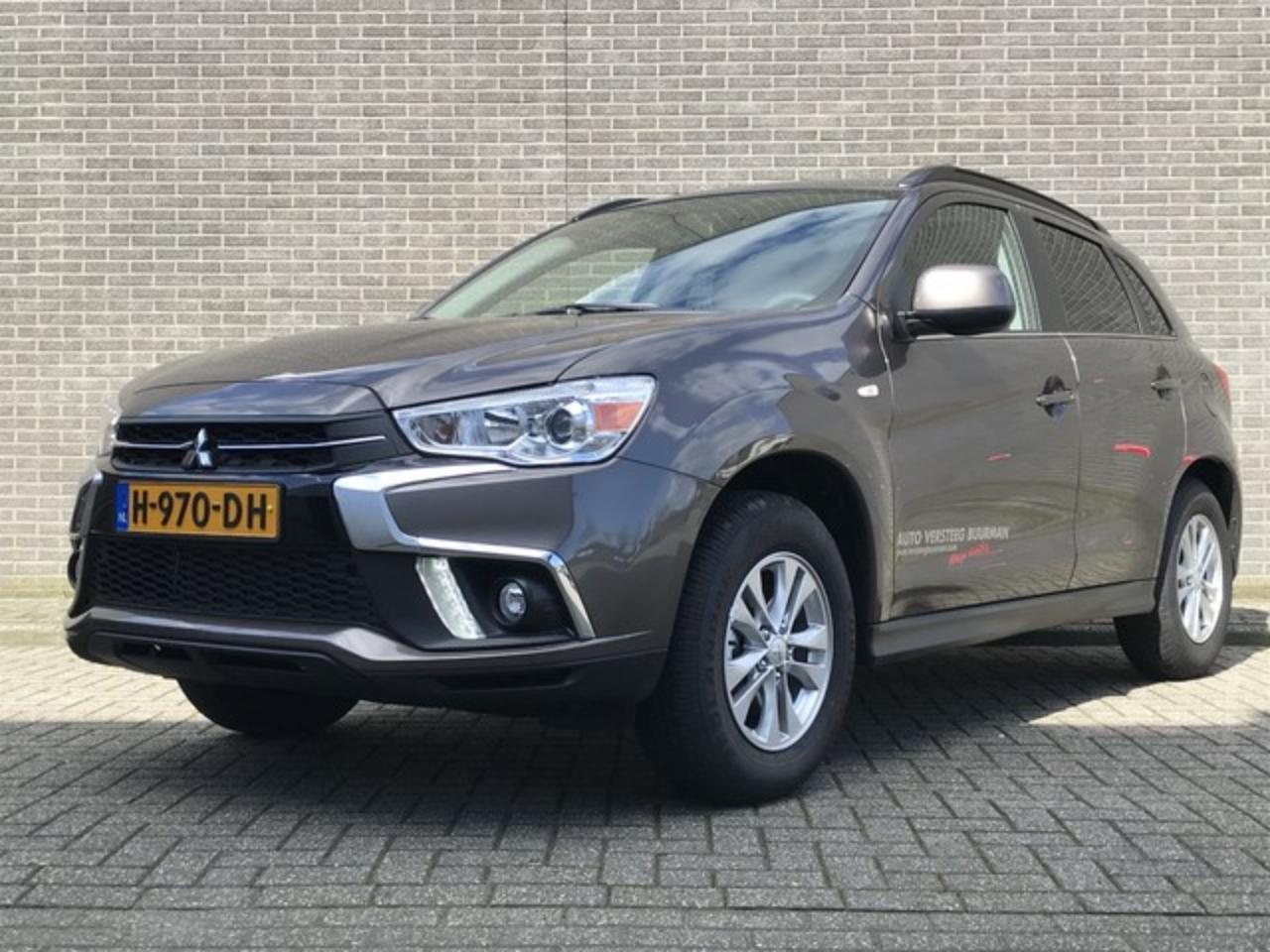 Mitsubishi Asx 1.6 Cleartec Life Climate Control, Parkeersensoren