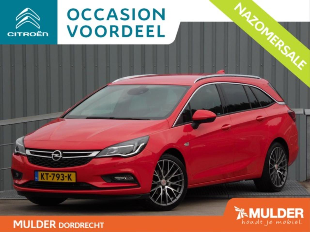 Opel Astra SPORTS TOURER 1.4 Innovation 150pk H6 | NAVI | AGR