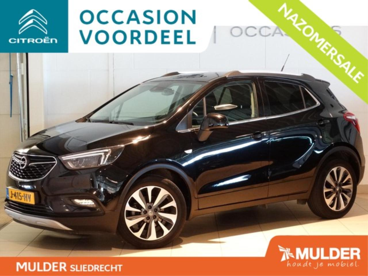 Opel Mokka X SUV INNOVATION 1.4 Turbo 140pk S&S H6 NAVI | AGR |