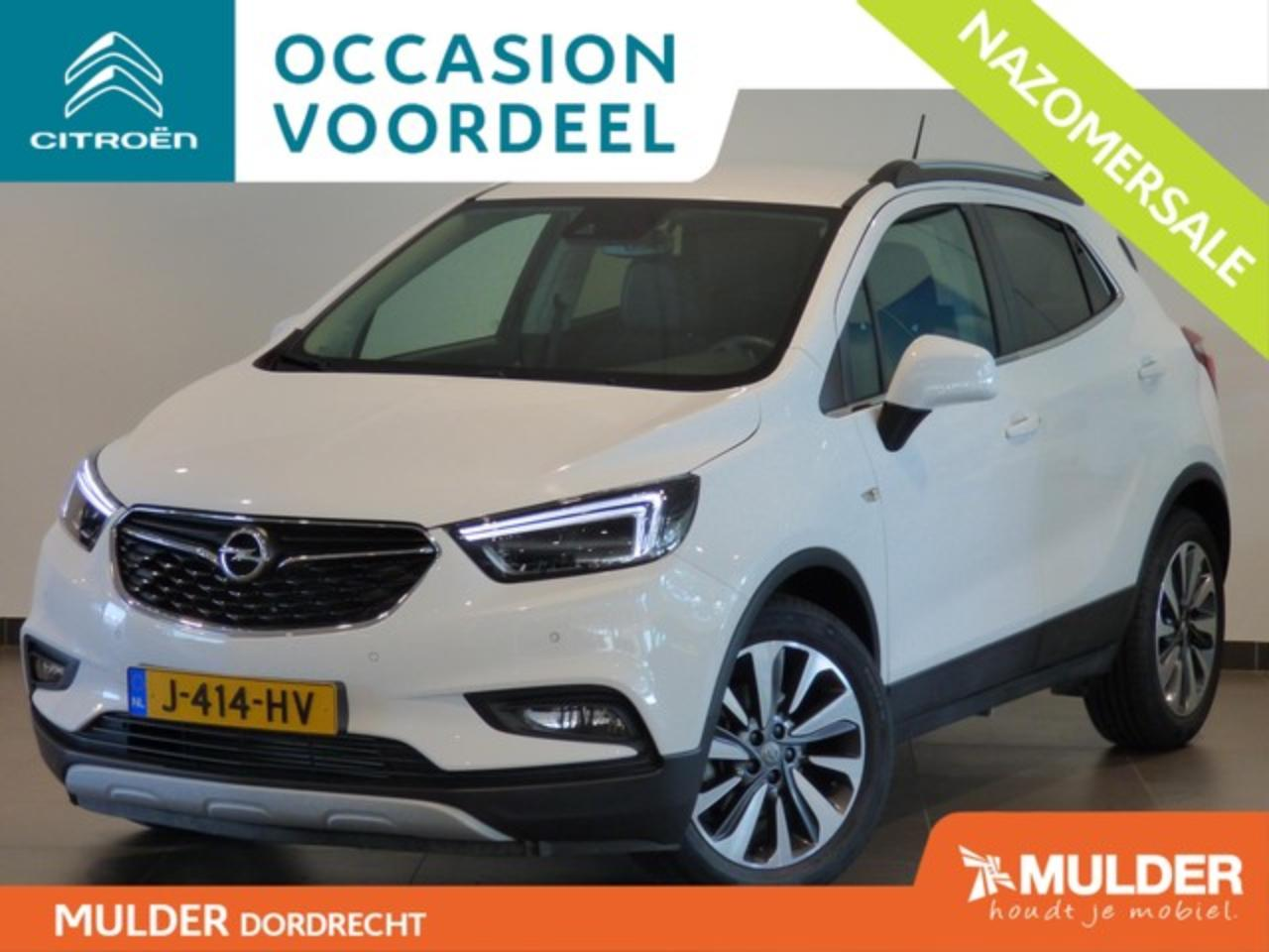 Opel Mokka X SUV INNOVATION 1.4 Turbo 140pk S&S H6 | NAVI | FUL