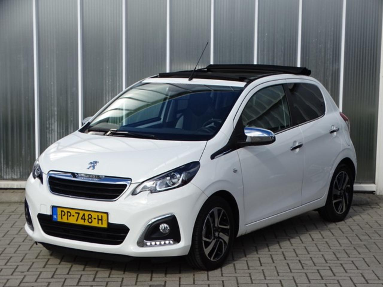 Peugeot 108 Allure 1.0 e-VTi Top Climatronic | Keyless Entry |