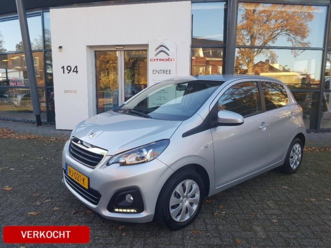 Peugeot 108 VTI 68 PK Blue Lion | Airco | Bluetooth
