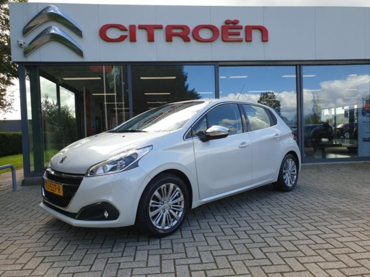 Peugeot 208 1.2 PureTech Blue Lease Executive Navigatie | 5 de