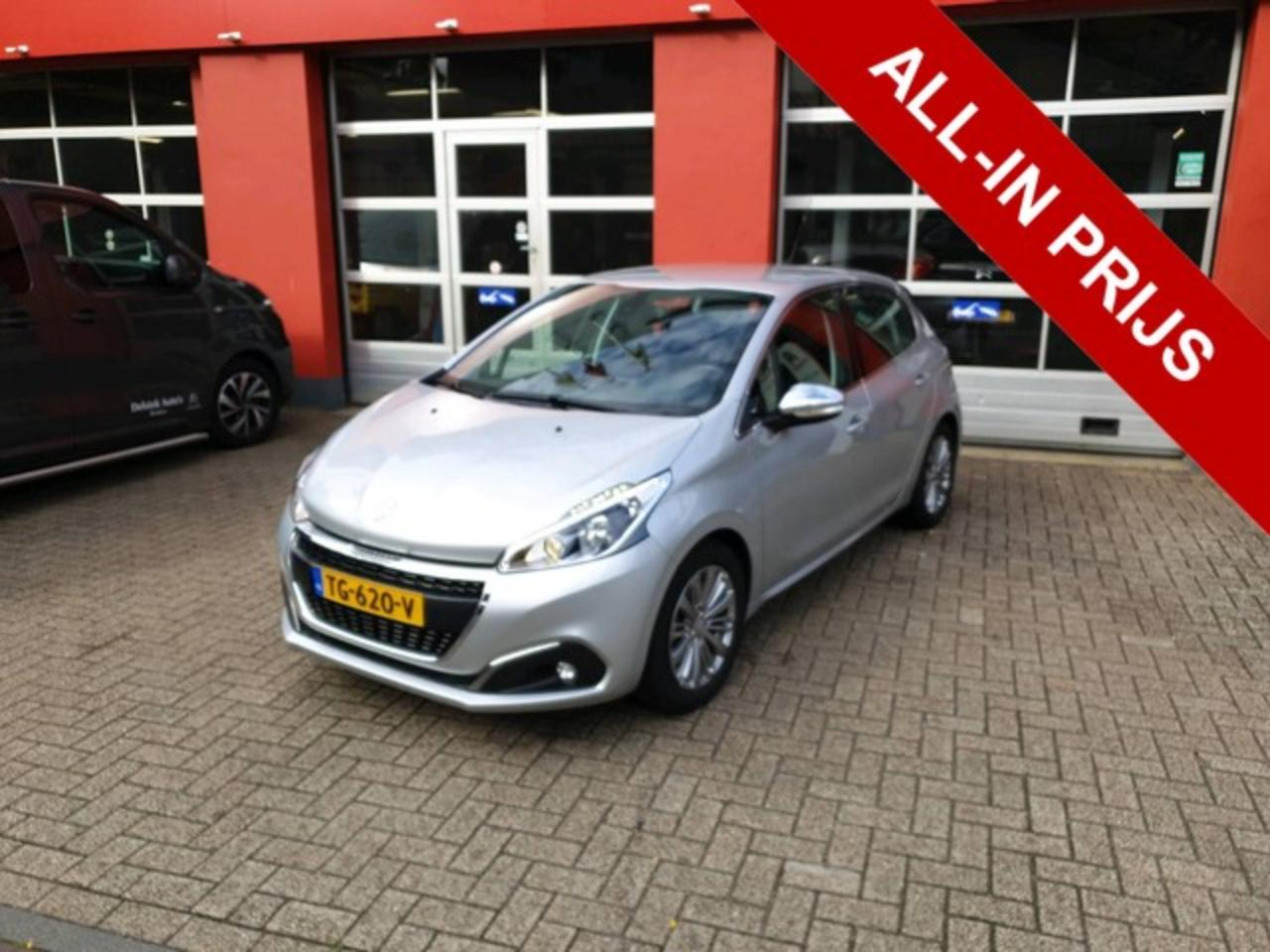 Peugeot 208 1.2 PureTech Blue Lease Executive Navigatie/LM vel