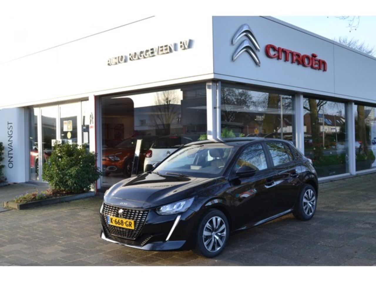 Peugeot 208 PureTech 75pk Active Navigatie via Apple Carplay,