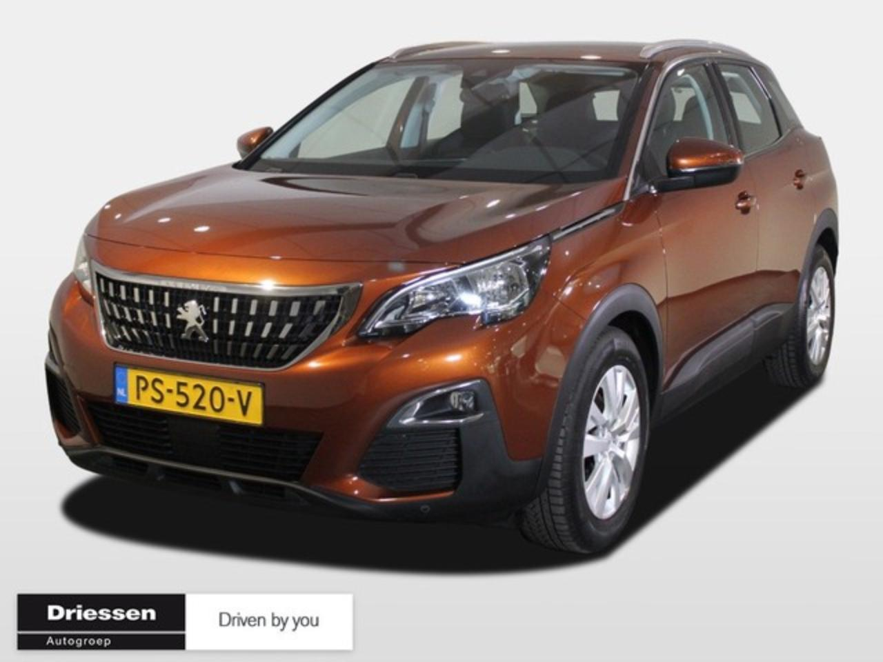 Peugeot 3008 130pk Blue Lease Executive (Automaat  - Afneembare