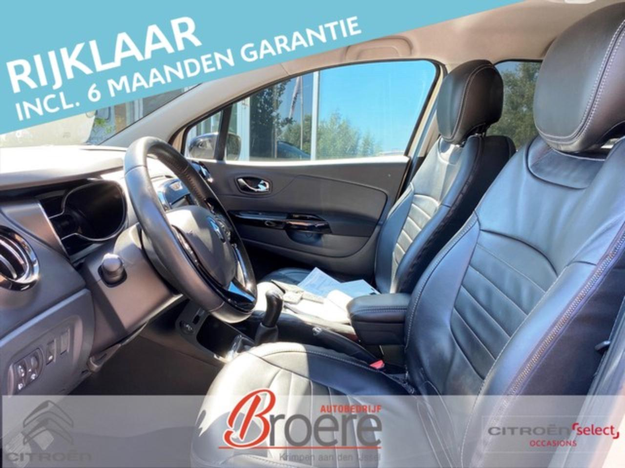 Renault Captur Energy TCe 90PK S&S Dynamique Trekhaak