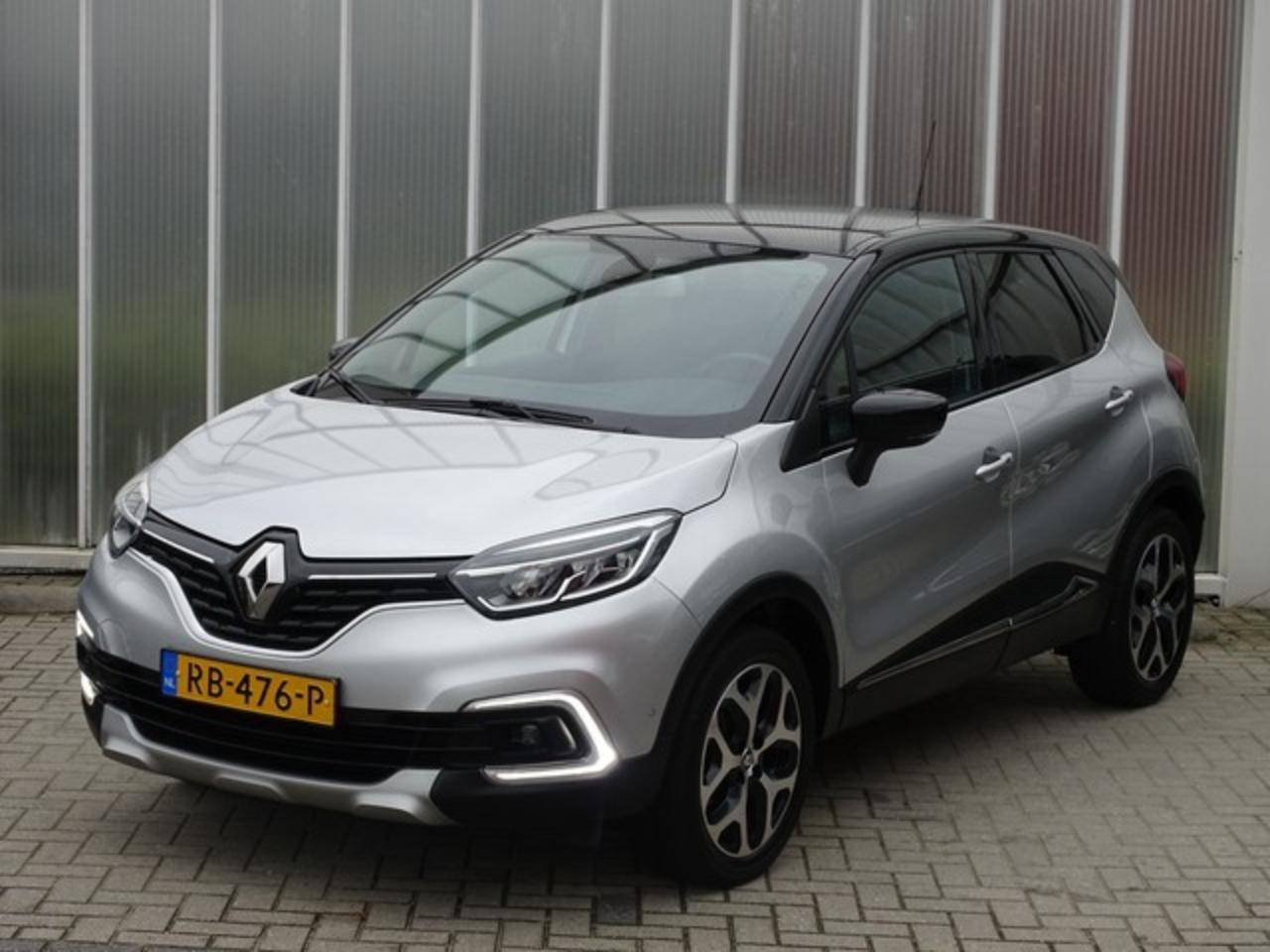 Renault Captur Edition One TCe 90pk Navigatie | Camera achter | C