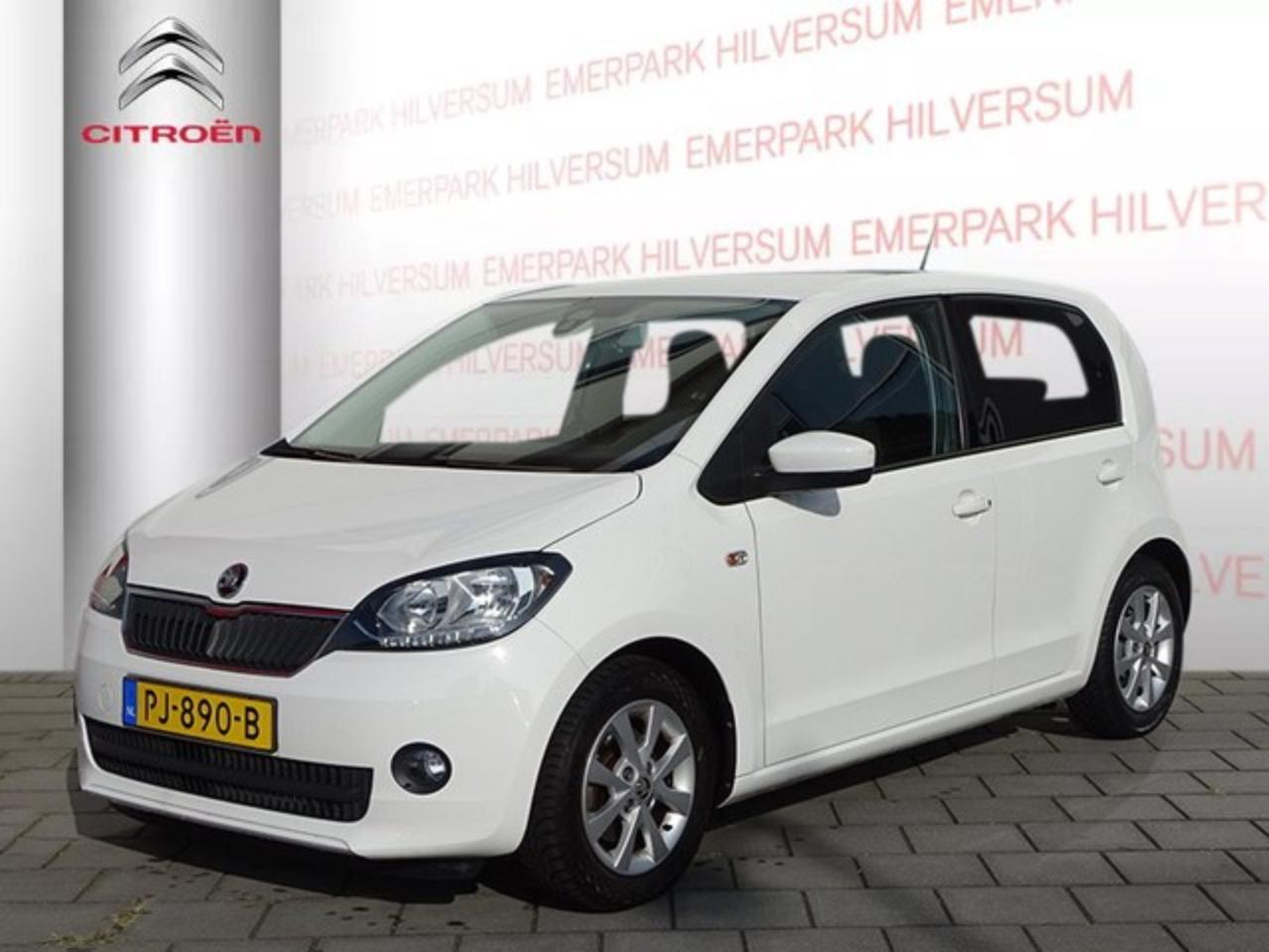Skoda Citigo 1.0 Greentech Ambition | Airco | Bluetooth | Sport