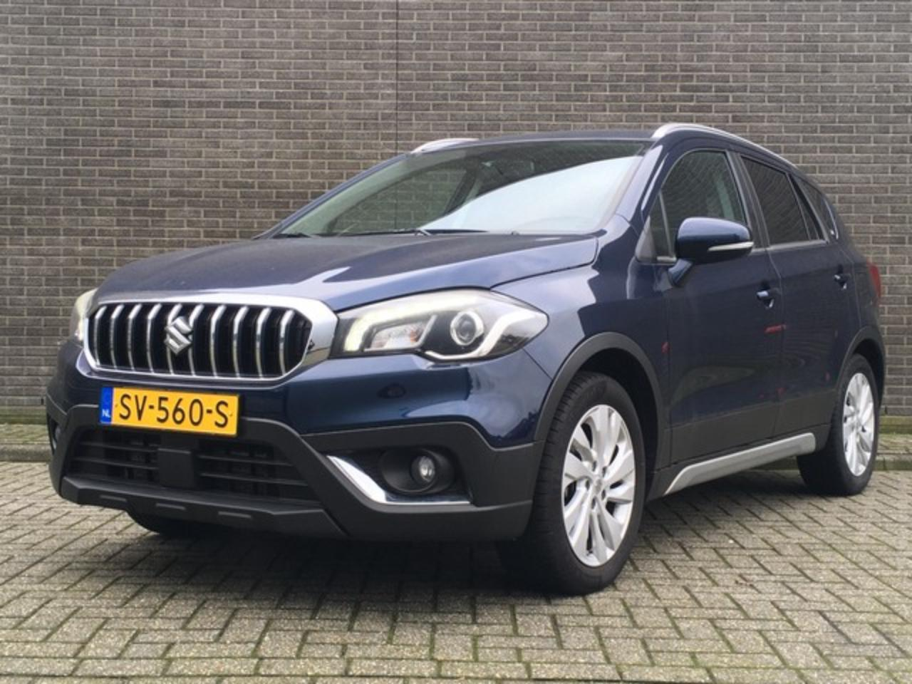 Suzuki S-Cross 1.0 Exclusive Navigatie, Camera