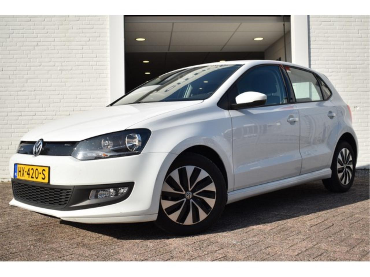 Volkswagen Polo BlueMotion Edition Airco | PDC | Navigatie (apple