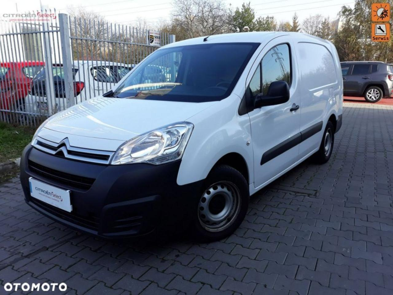 Citroën Berlingo Van 1.6 BlueHDi L2 Feel