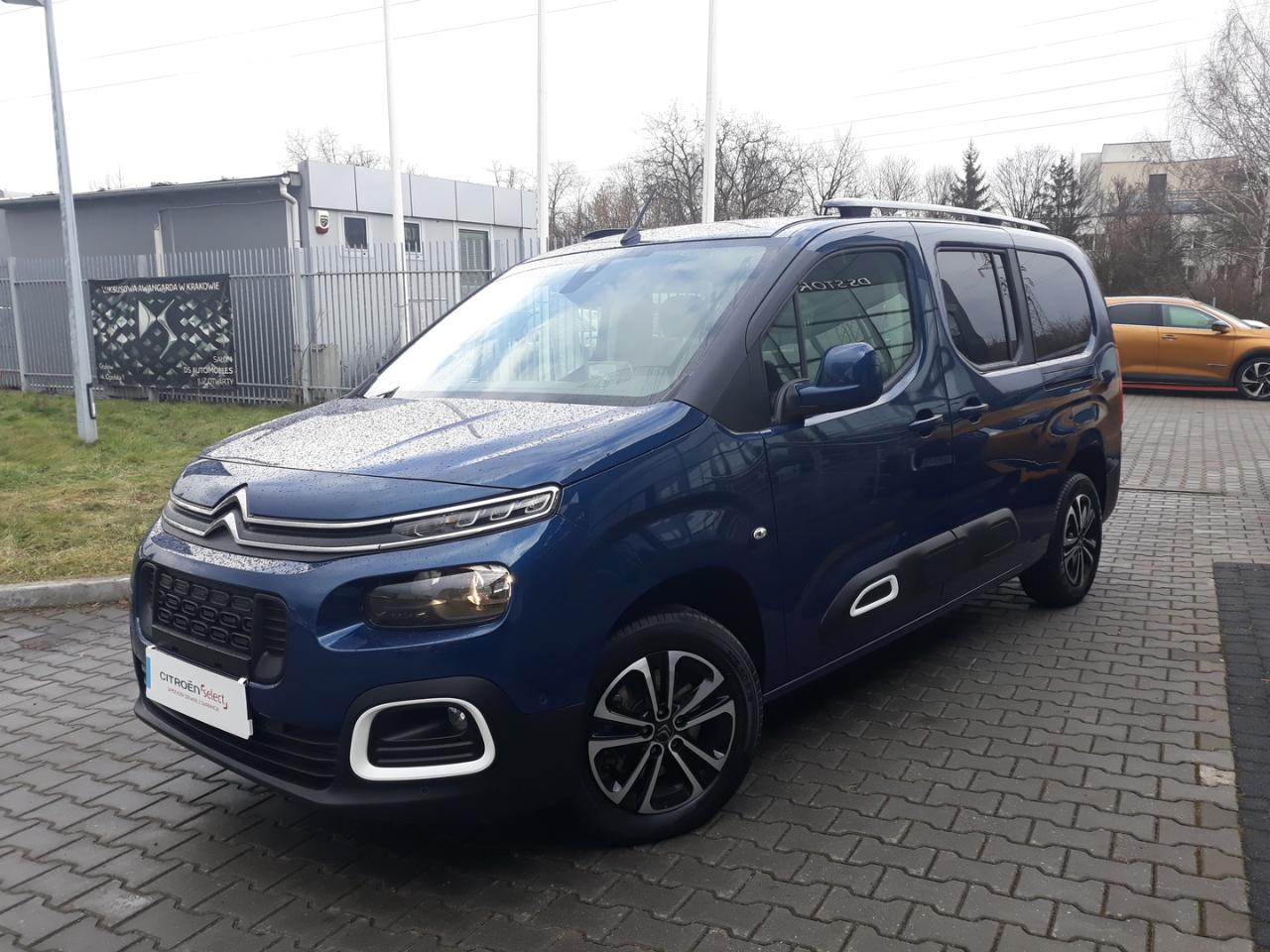 Citroën Berlingo XL 1.5 BlueHDI Shine