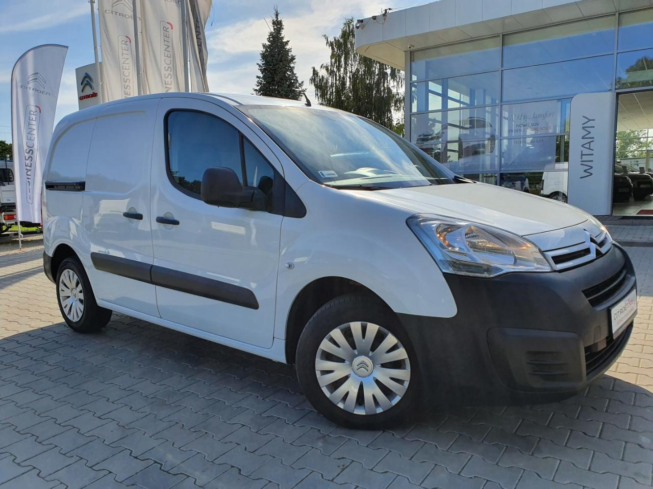 Citroën Berlingo 1.6HDi Pack