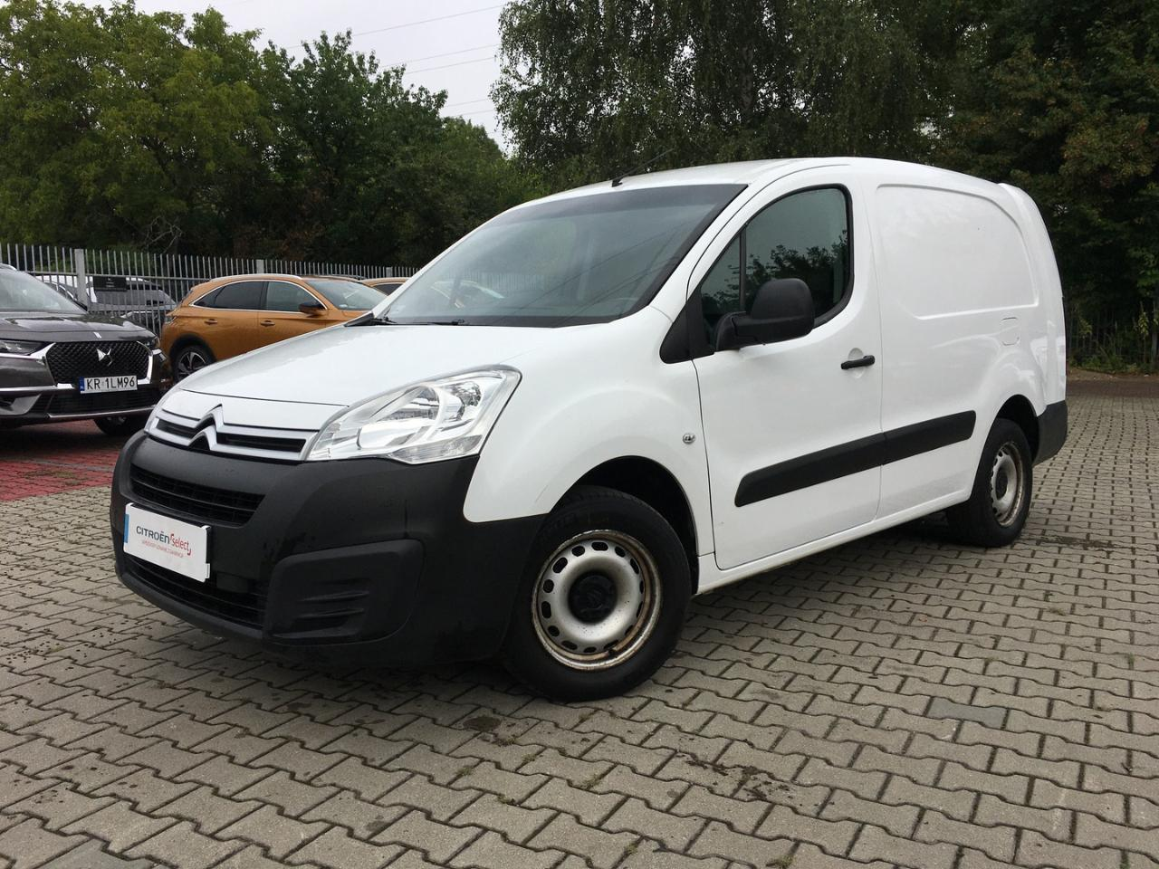 Citroën Berlingo 1.6HDi L2 Feel