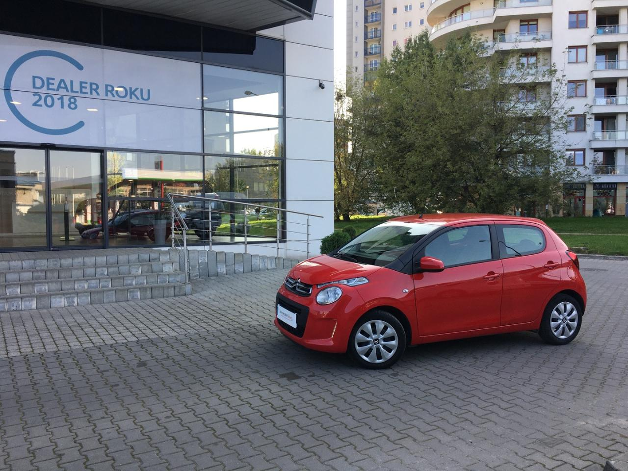 Citroën C1 1.2 PureTech Feel EU6