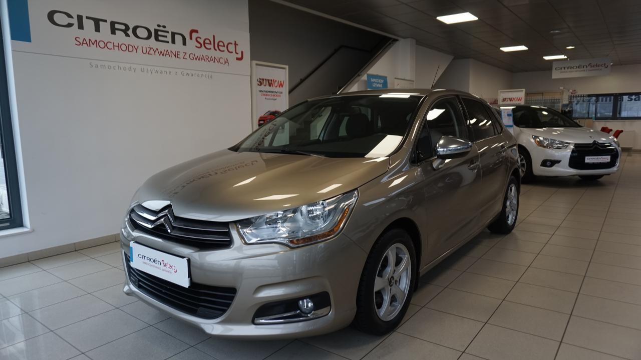Citroën C4 1.6 VTi Selection