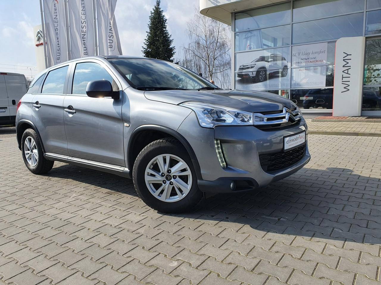 Citroën C4 Aircross 1.6 HDi STT 4x2 Seduction