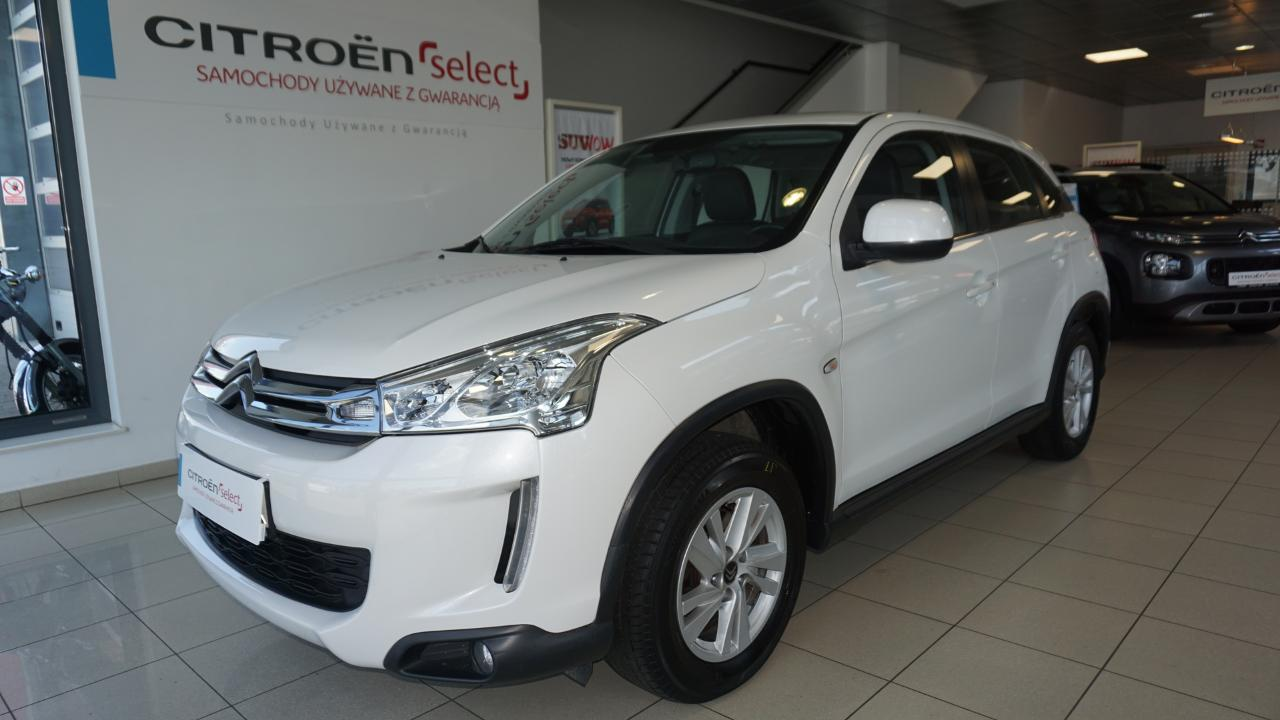 Citroën C4 Aircross 1.8 e-HDi STT 4x4 Seduction