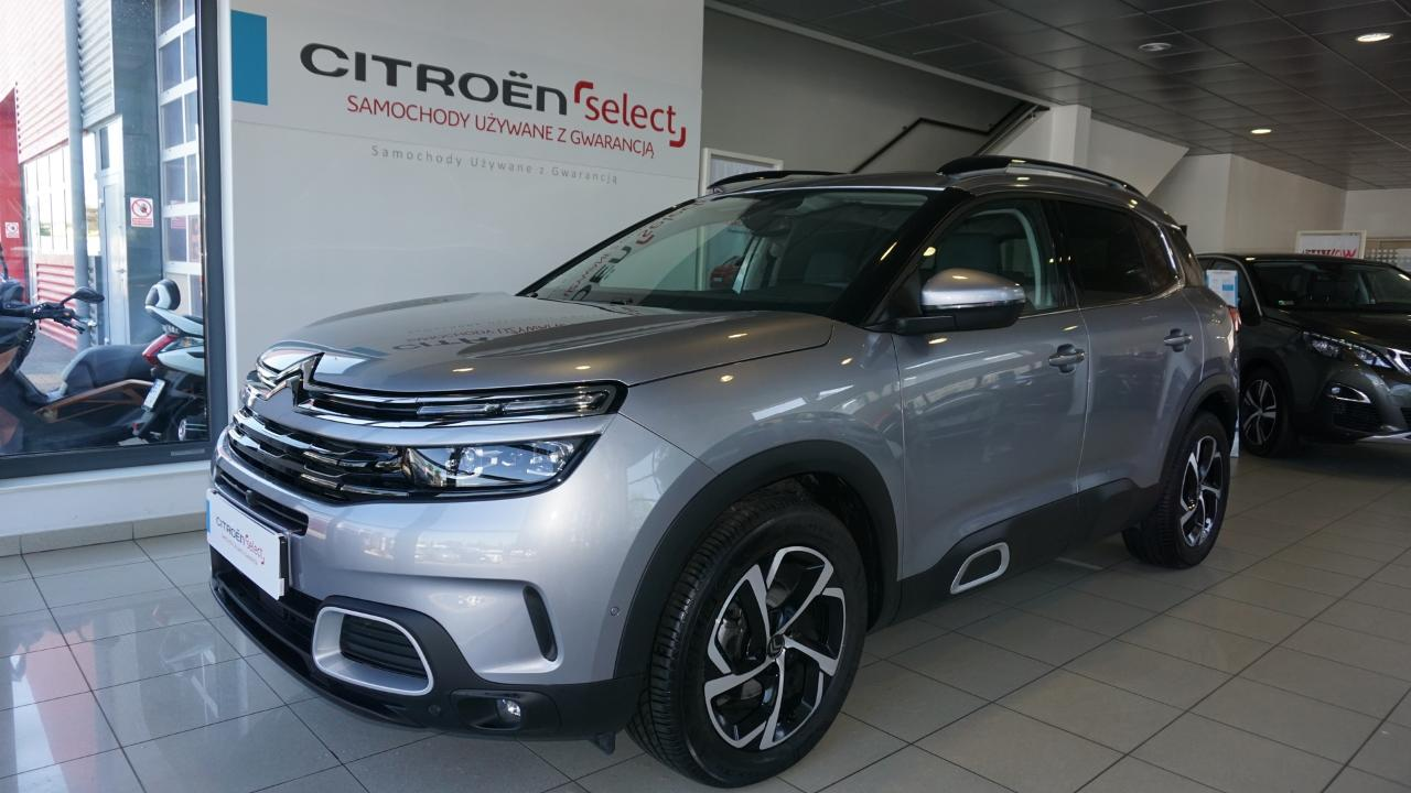 Citroën C5 Aircross 1.6 PureTech Shine EAT8