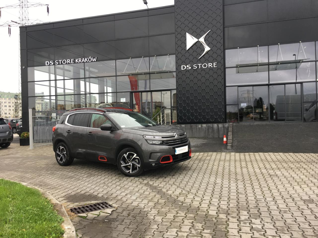 Citroën C5 Aircross 1.5 BlueHDi Shine