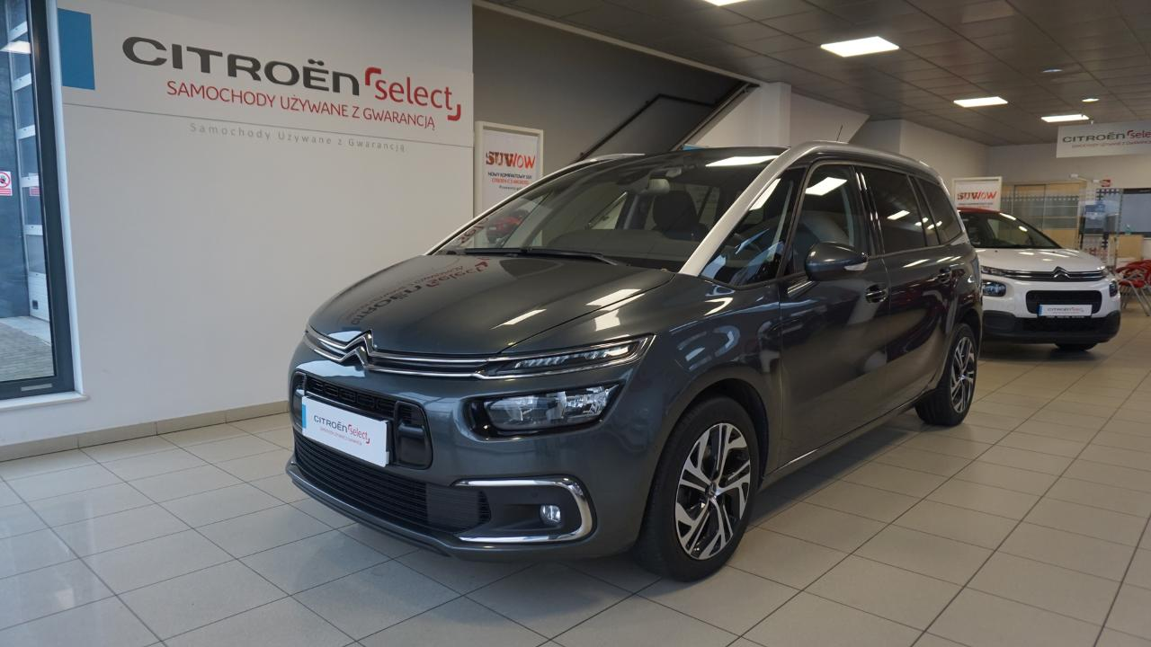 Citroën C4 Grand Picasso GRAND C4 PICASSO Gr. 2.0 BlueHDi Shine S&S EAT6