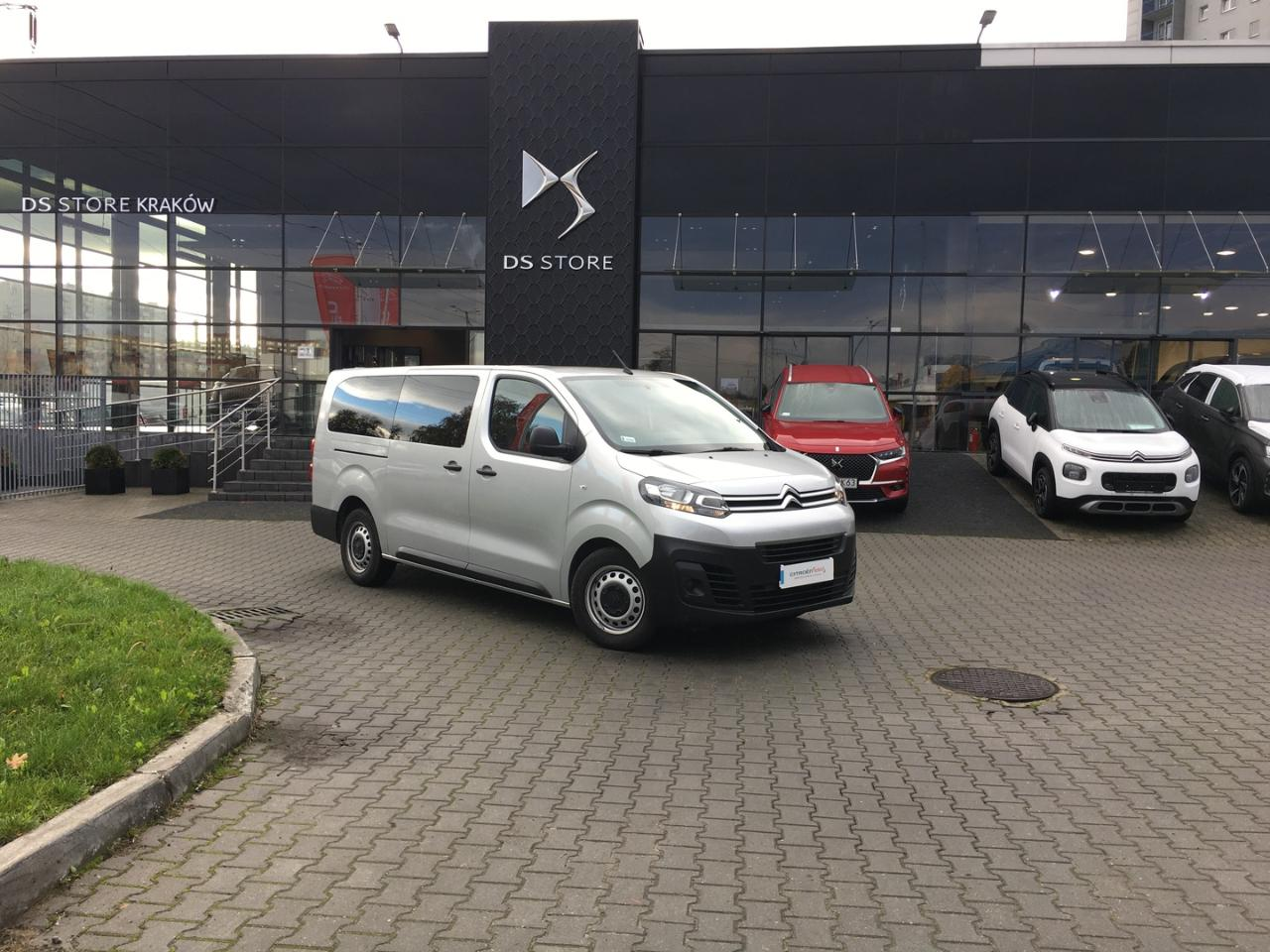 Citroën Jumpy Kombi 1.6 BlueHDi XL 2,7t