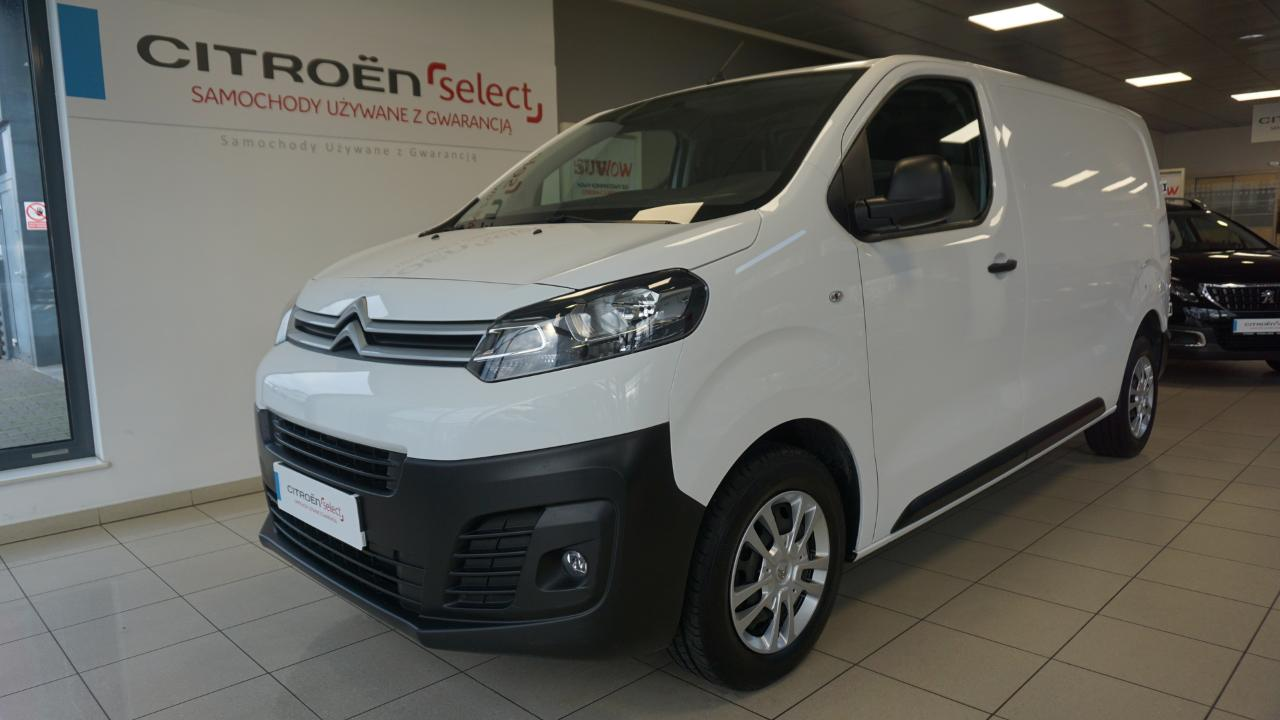 Citroën Jumpy 2.0 BlueHDi M 3,1t Club