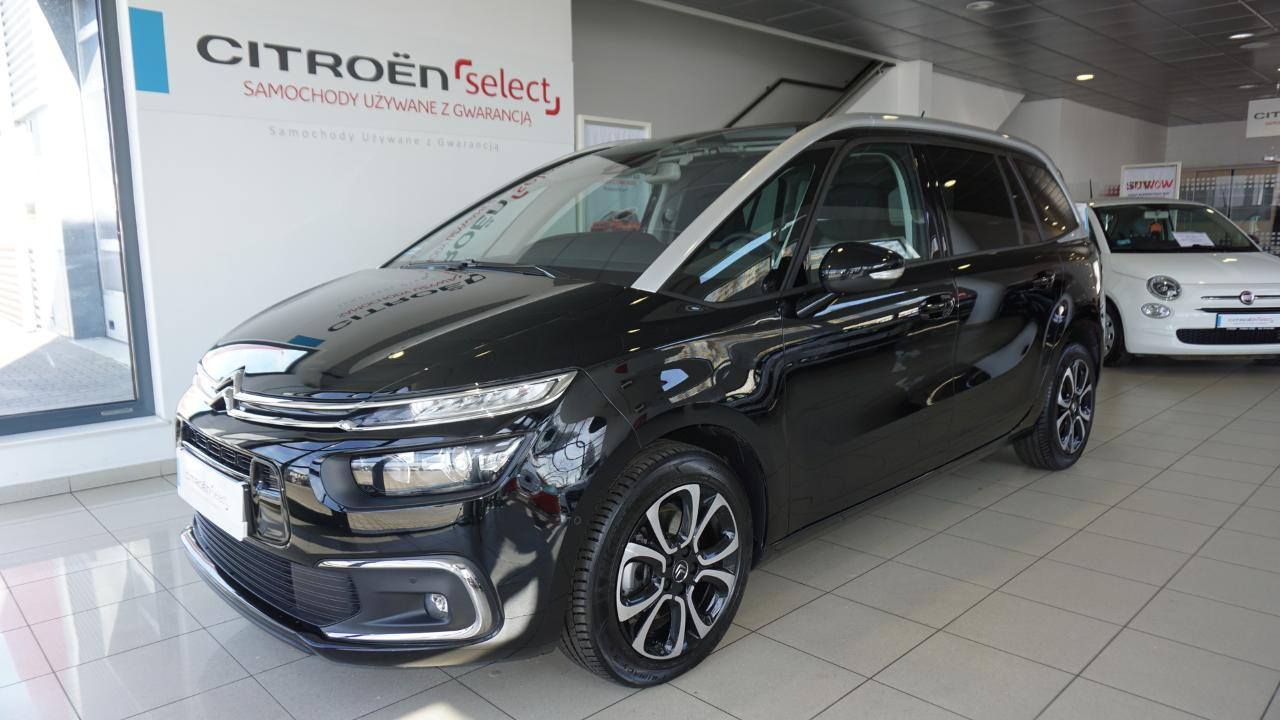 Citroën Spacetourer C4 Grand 2.0 BlueHDi Shine S&S EAT8