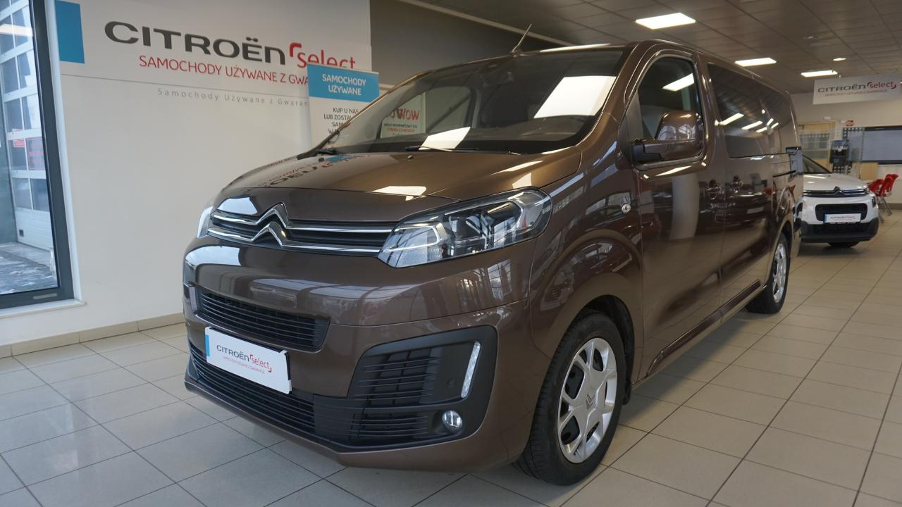 Citroën Spacetourer 2.0 BlueHDi XL Business Aut.