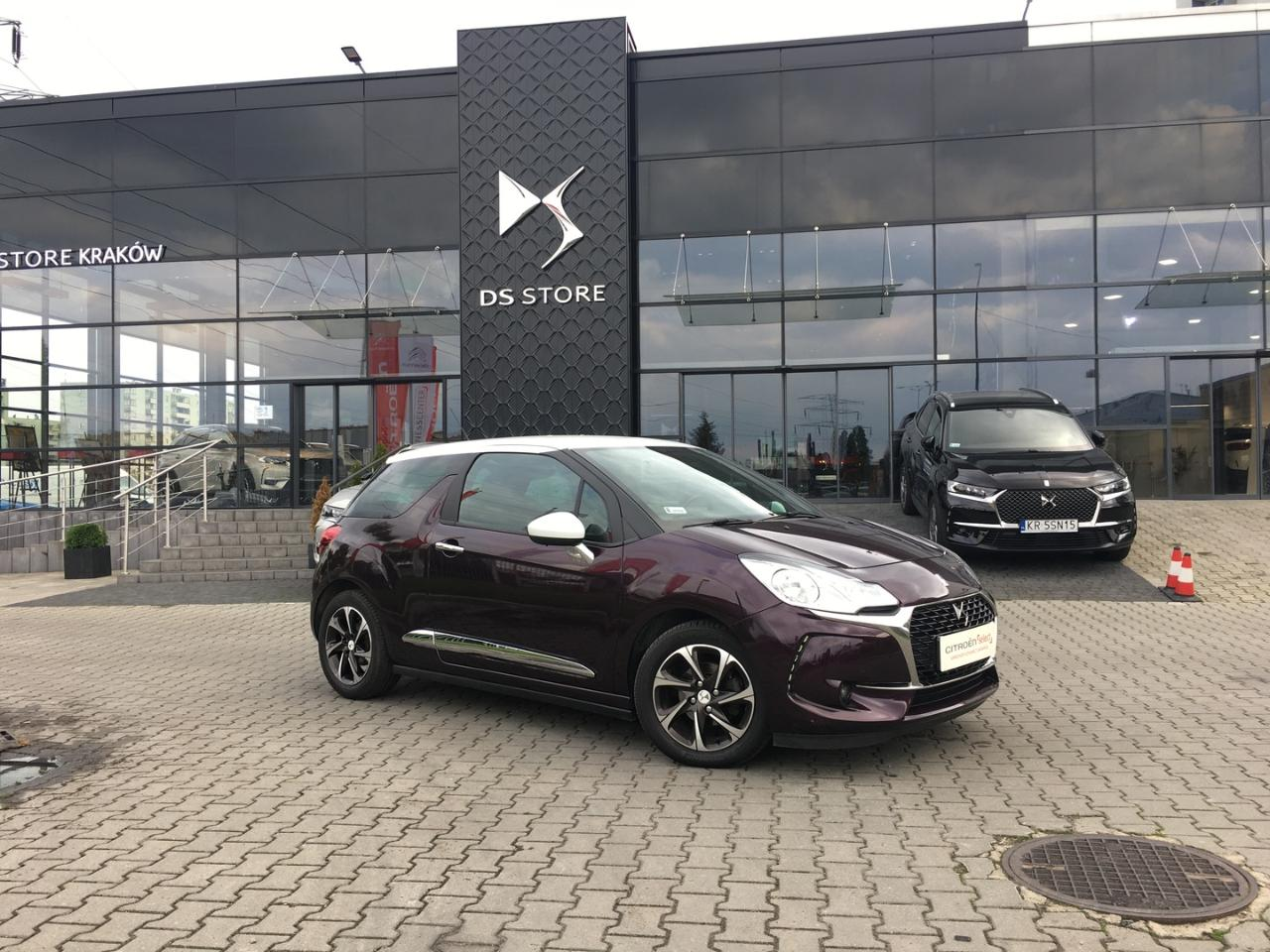 Ds DS3 DS 3 1.2 PureTech BeChic S&S