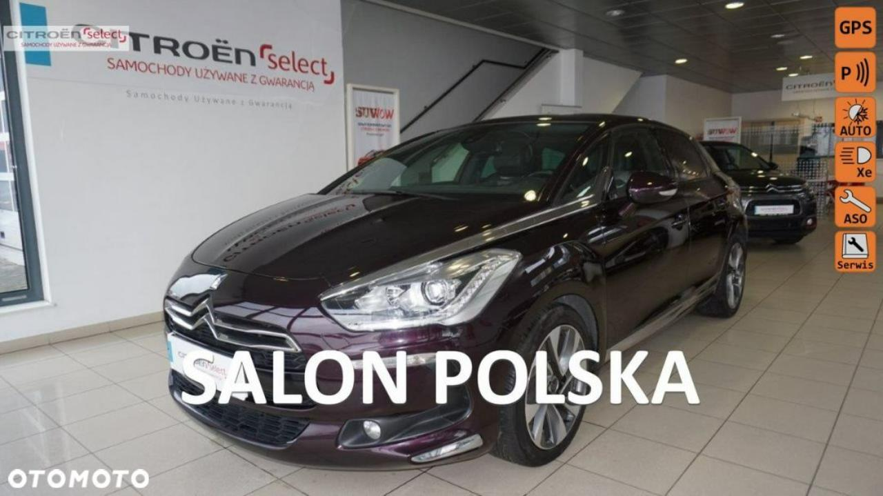 Ds DS5 DS 5 1.6 THP SportChic