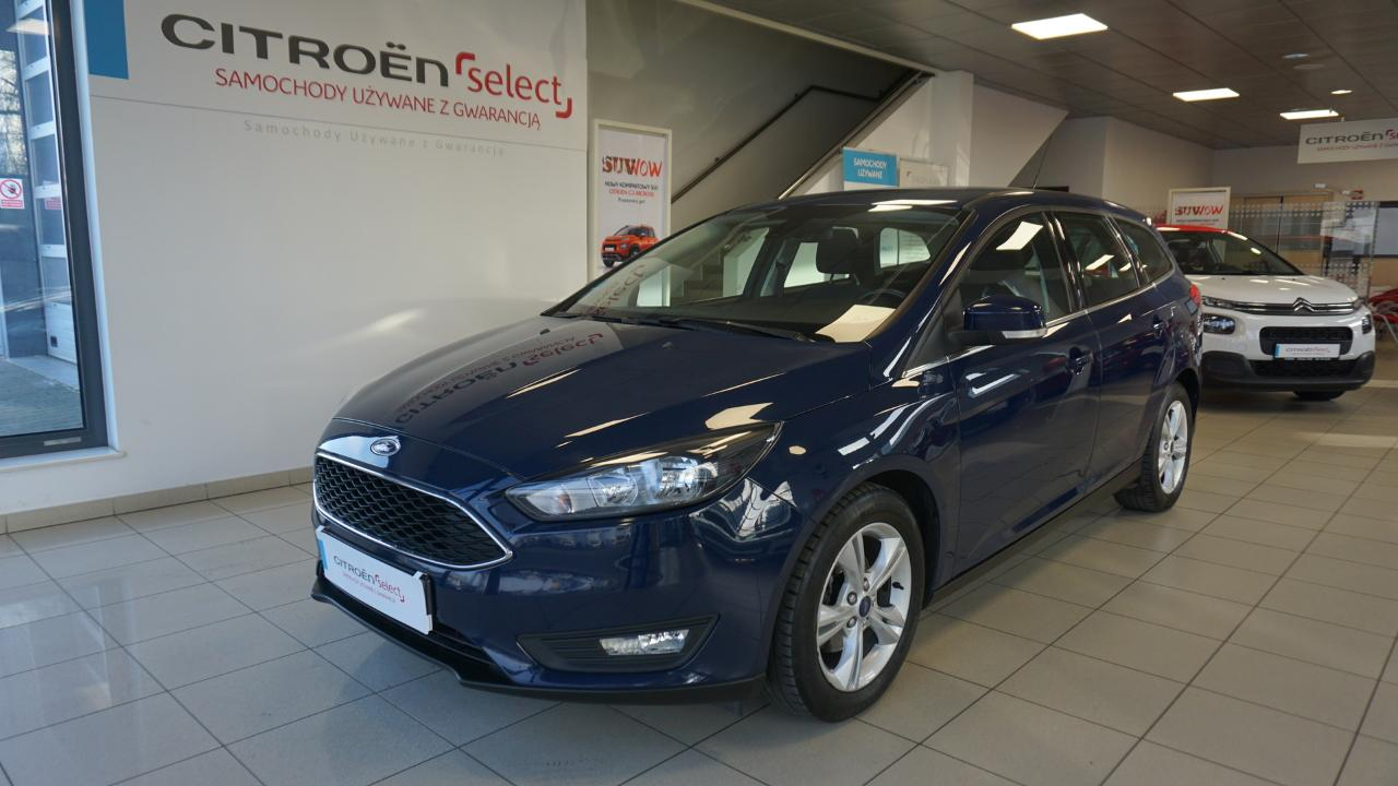 Ford Focus 1.5 TDCi Trend Sport