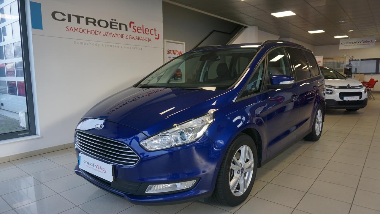 Ford Galaxy 2.0 TDCi 4WD Trend PowerShift