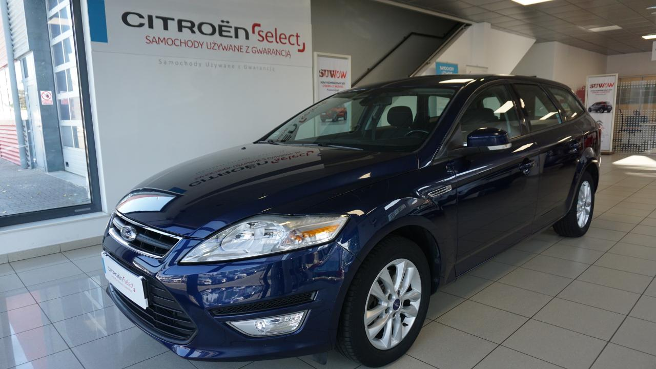 Ford Mondeo 1.6 TDCi Gold X