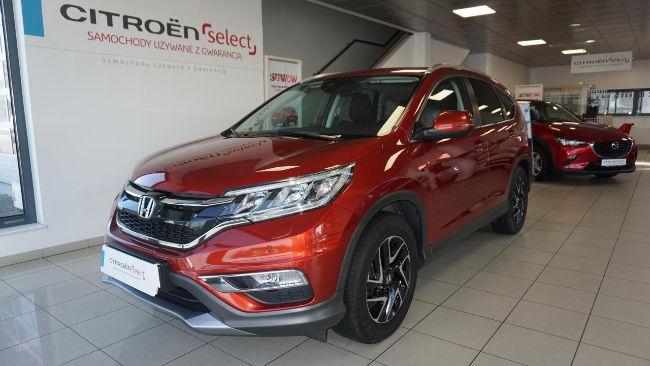 Honda CR-V 2.0 Elegance (Honda Connect+) / (2WD)
