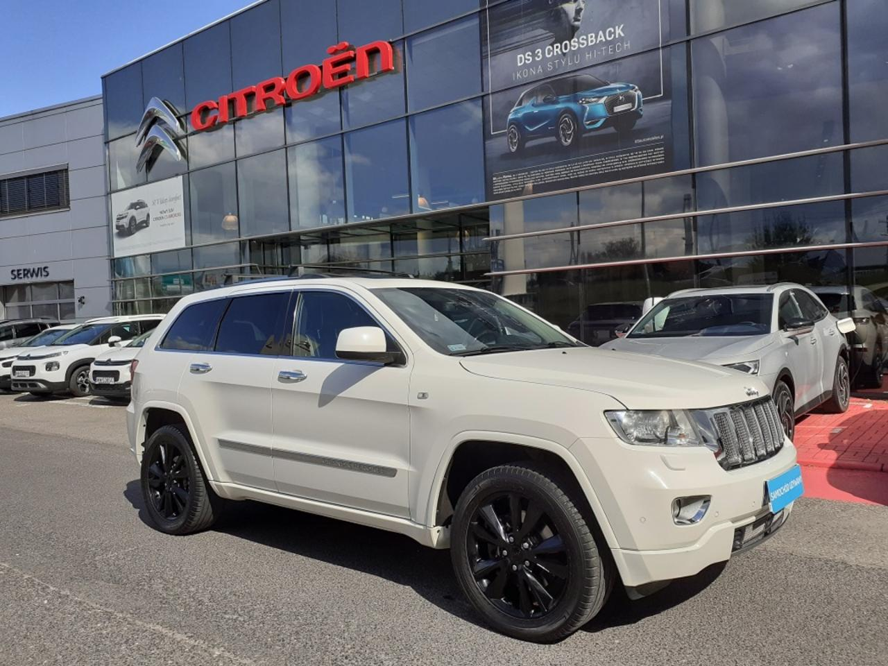 Jeep Grand Cherokee Gr. 3.0 CRD Overland