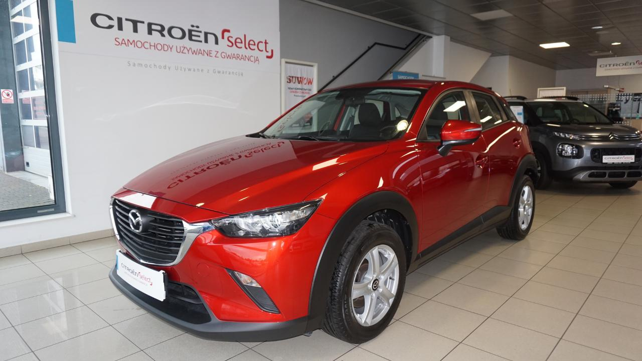 Mazda CX-3 2.0 Skypassion