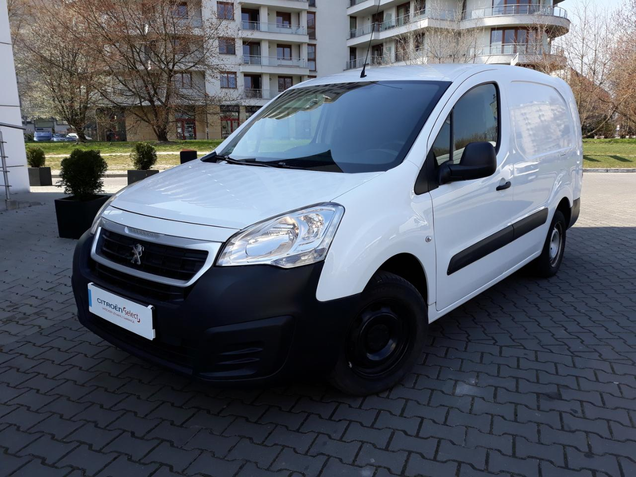 Peugeot Partner 1.6 BlueHDi L2 Active