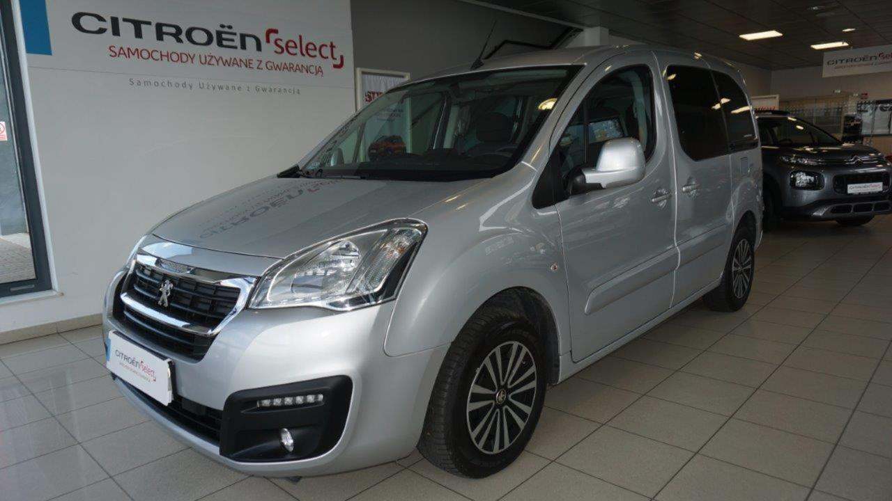 Peugeot Partner 1.6 BlueHDi Active 7os.
