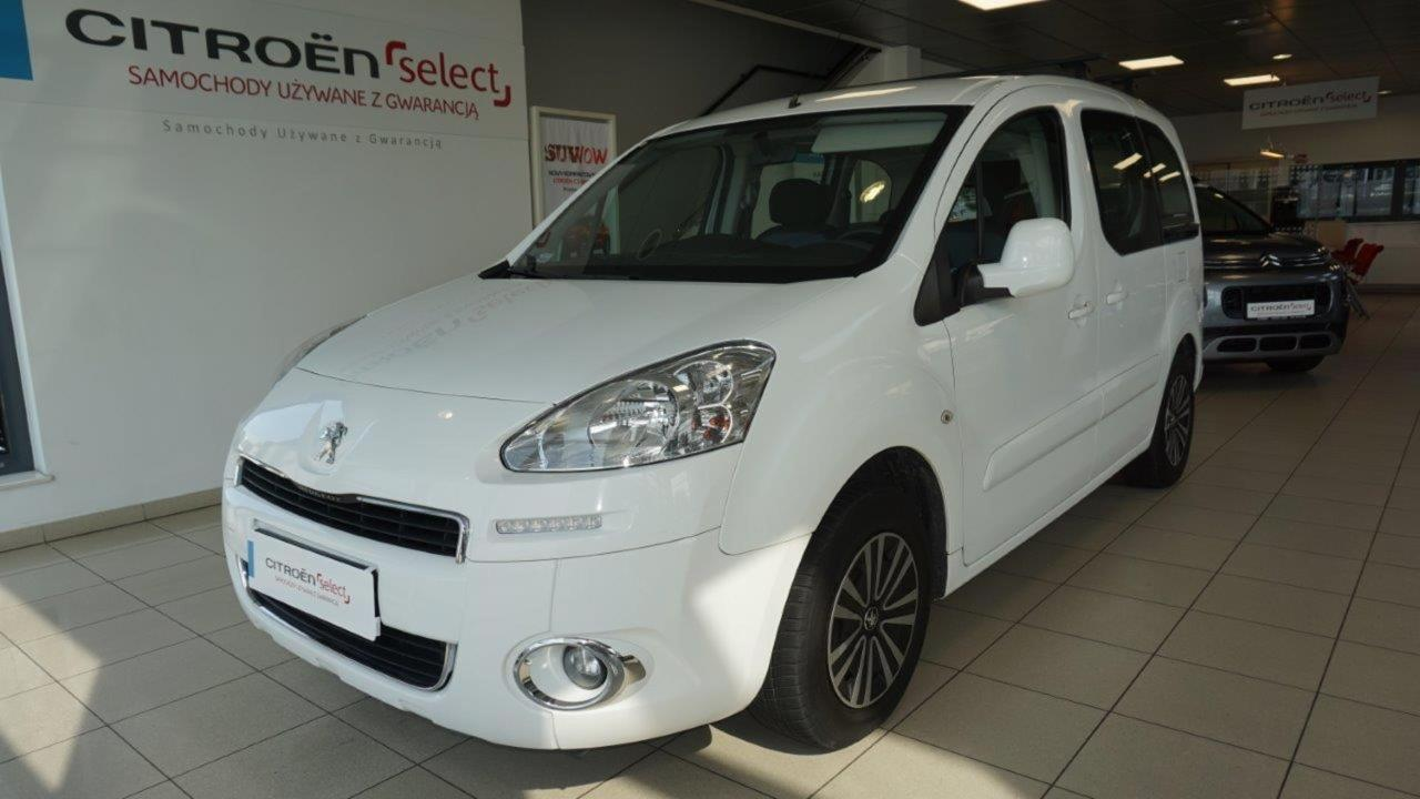 Peugeot Partner 1.6 HDi Active