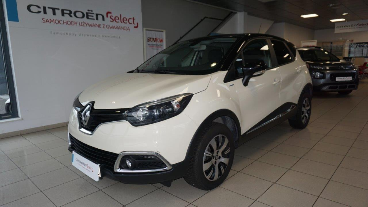 Renault Captur 1.2 Energy TCe Limited