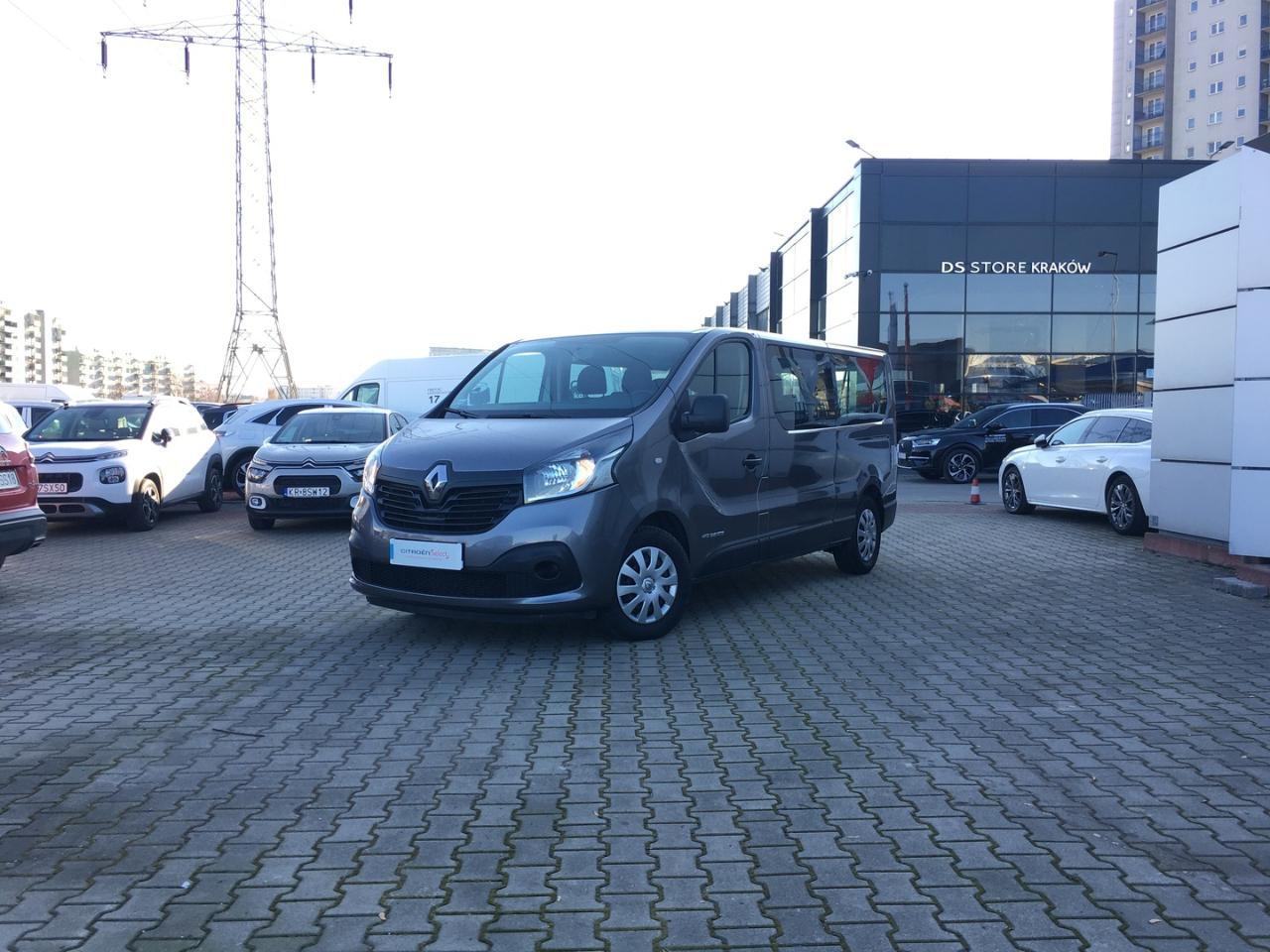 Renault Trafic Grand Passenger 3,0t Business