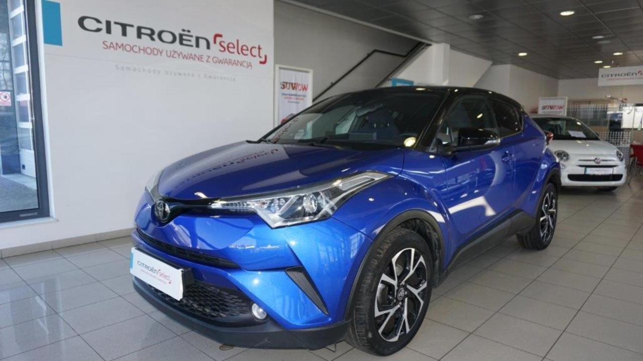 Toyota C-HR 1.2 T Dynamic