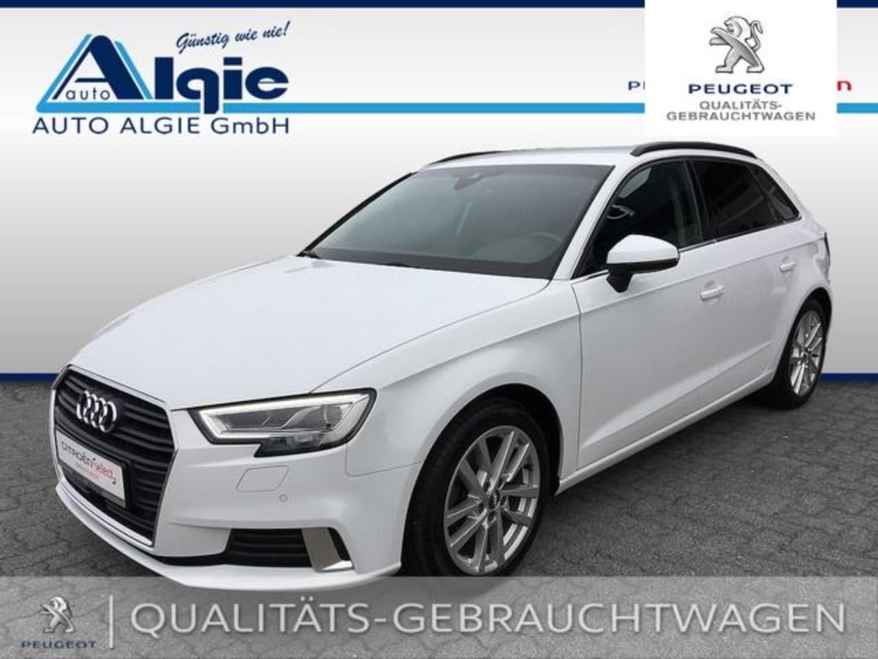 Audi A3 1.4 TFSI cylinder on demand ultra Sportback S t sp