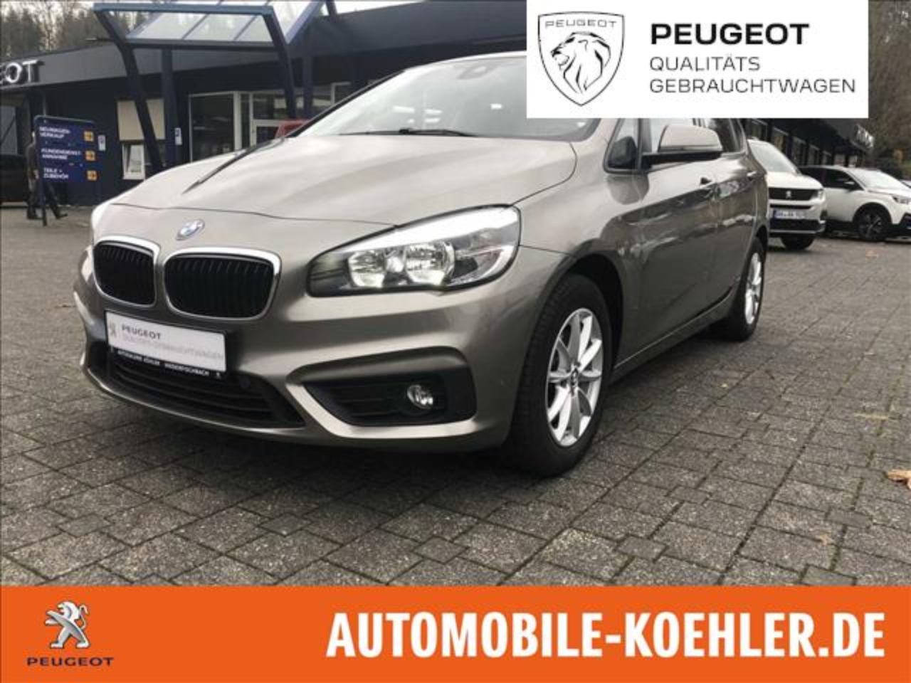 Bmw 2er 220 Active Tourer Advantage
