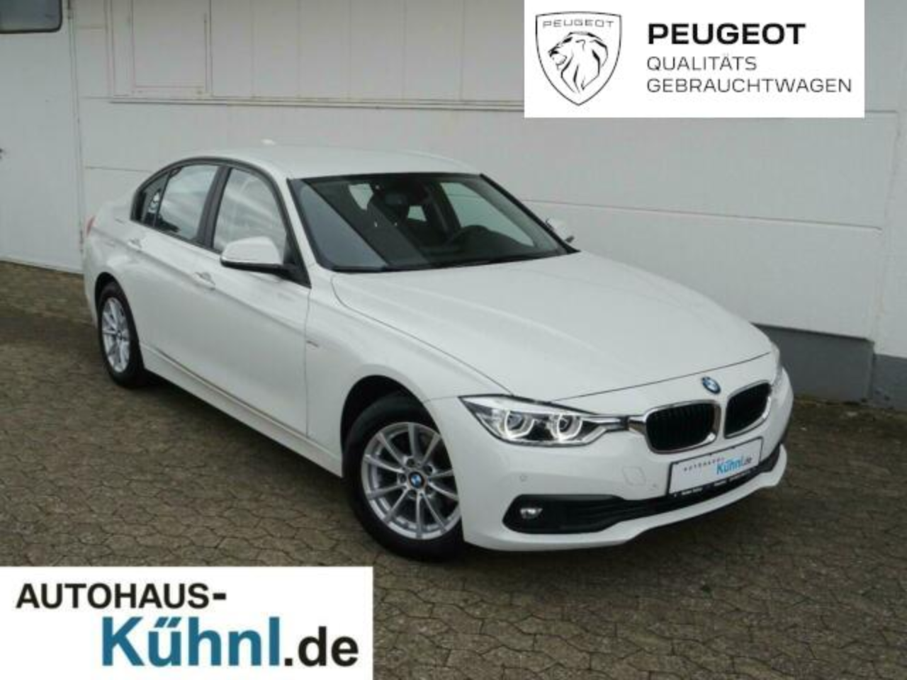 Bmw 3er 318 Lim. Advantage NAVI Freisprech. LED SH