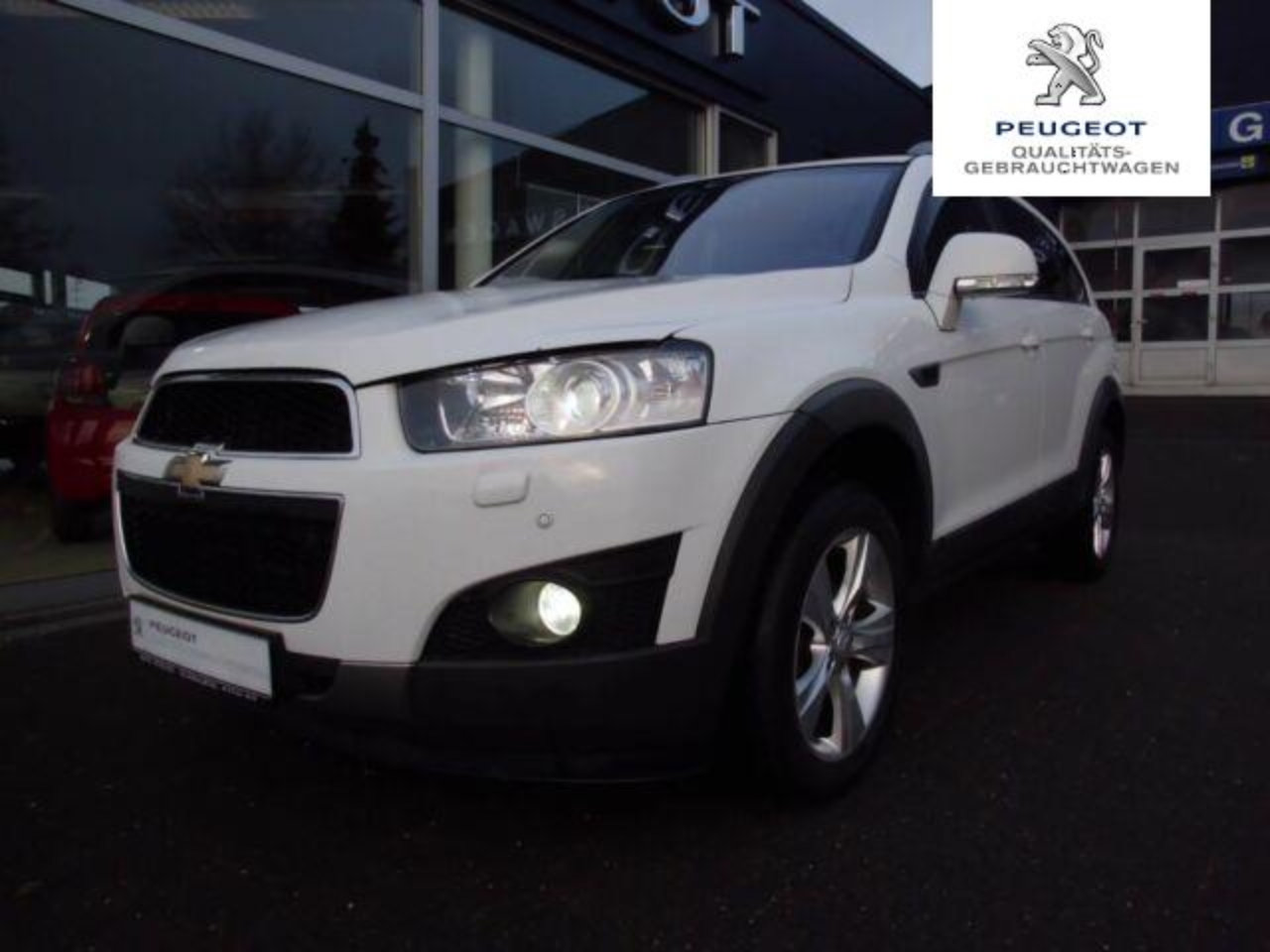 Chevrolet Captiva 2.2 D LT+