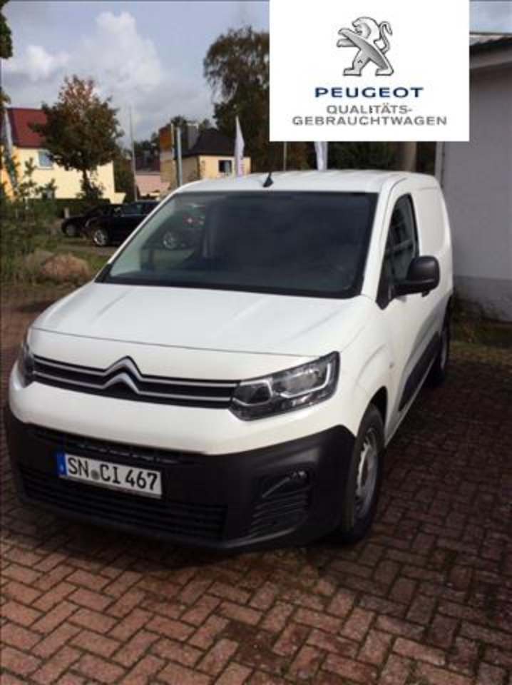 Citroën Berlingo 1.6 BlueHDi 75 M EHZ Worker